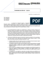 Resolucion 4043 09 Documento Aclaratorio