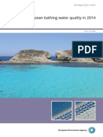 European Bathing Water Quality in 2014