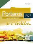 Porteros Del Ayuntamiento de Córdoba Temario