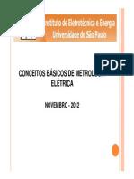 Aplicação Da Estatística Na Metrologia - Tópico 2 Parte 1