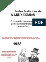 Antecedentes+históricos+de+la+LES+Y+CONEAU-tendencia+anarquista+en+educación