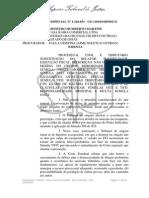 Acordão - Resp 1.220.651 - Casa Bahia