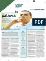 Entrevista - Sérgio Sant'Anna (Correio Braziliense)