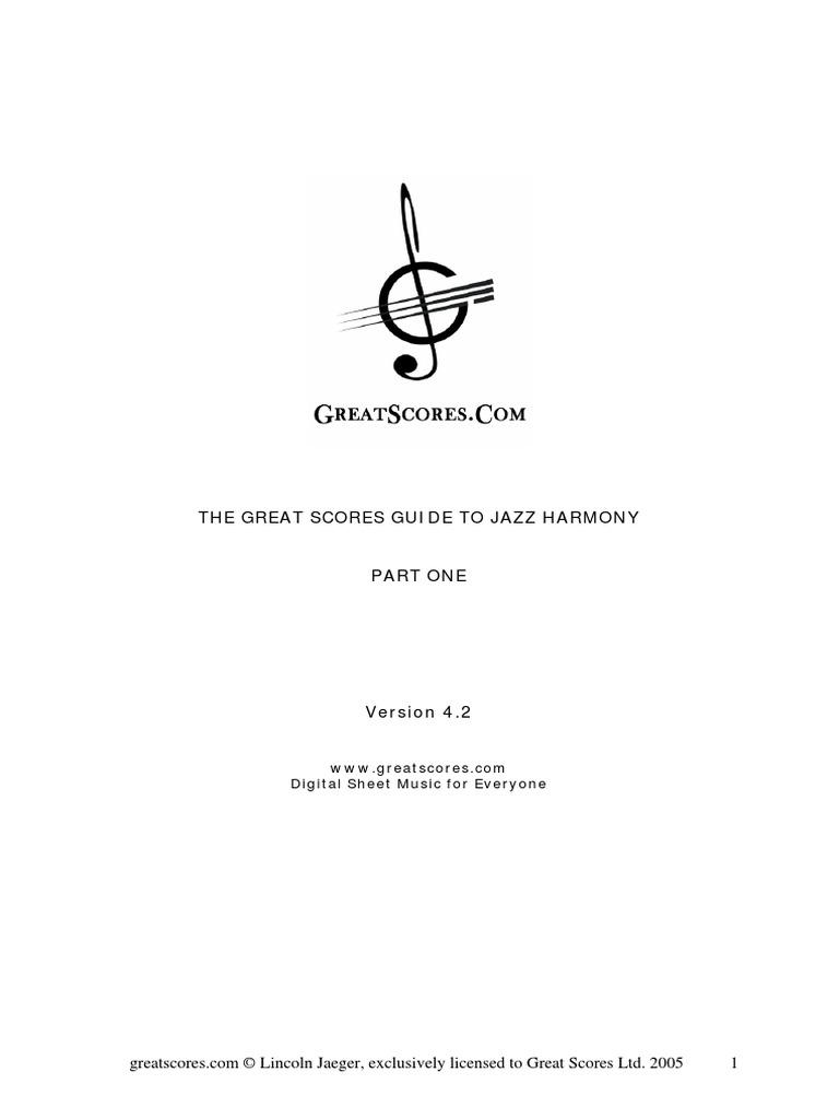 Guia de harmonia chord music harmony biocorpaavc Choice Image