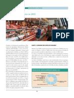 Consumo de Alimentos en Madrid 2012