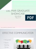 del mar graduate showcase pdf