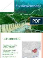 Civilizacion China