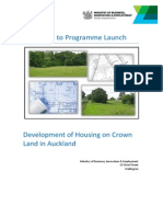 Auckland Crown Land Launch Invite