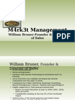 m4rk3t management executive summary final format