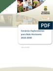 3 - Cenários BH 2010-2030
