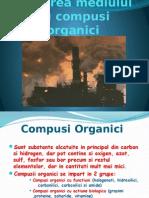 Poluarea Mediului Cu Compusi Organici