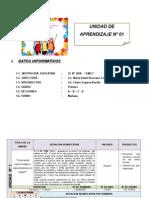 UNIDAD DE MARZO 2015 - primer grado.doc