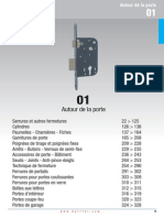Catalogue eurofer - Autour de La Porte