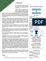 Selección de fútbol de Argentina - Wikipedia, la enciclopedia libre.pdf