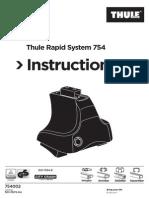 Thule Rapid System 754 v04