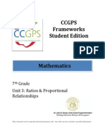 Unit 3 Frameworks - Student Edition