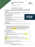 Bloque PL-SQL Ejercicios Desarrollados P2
