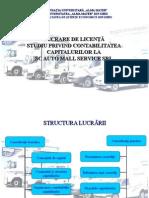 Studiu privind contabilitatea capitalurilor la SC... slide-uri.ppt