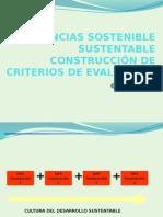 7 Diferencias Sostenible Sustentable Construcción de Criterios de Evaluación
