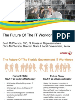 Florida DGS 15 Presentation - The Future of the IT Workforce - McPhersons