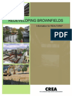 Developing Brownfields - Information for REALTORS