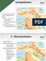 2 Mesopotamia 2.1