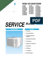 Manual de servicio Samsung Awt24famea