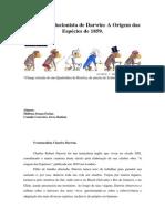 A Teoria Evolucionista de Darwin