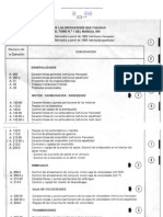 Manual de Despiece y Reparaciones Citroen 2cv y 3 cv