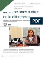2014 01 10 Entrevistas Teresa Quiroz