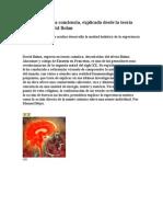 La Biofísica de La Conciencia Bohm