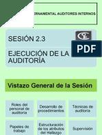 El Proceso de Auditoria Dai - Gadmg