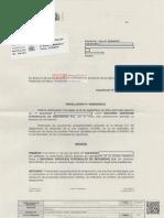 Resolución Agencia Española Proteccion Datos