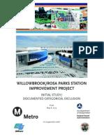 Willowbrook/Rosa Parks project description