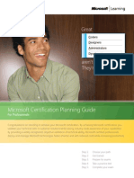 ALEF Technology-Microsoft Certification Planning Guide for Professionals