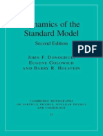 Dynamics of the Standard Model 2nd Donoghue