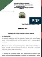 Clase de Fund Sociales y Politicos Unidad i Tema 1(1)