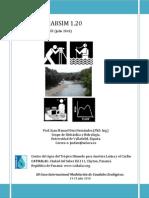 Guía de Usuario Del Software PHABSIM 1.20 - CATHALAC Julio2010