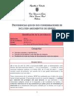 Sentencias Corte Suprema Colombia con Enfoque de Género