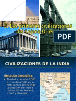 III Primeras Civilizaciones Lejano Oriente