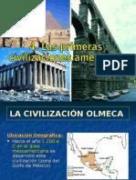 IV Primeras Civilizaciones Americanas
