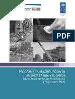 PEÑAILILLO, Miguel (2011) Programas Anticorrupción en América Latina y El Caribe