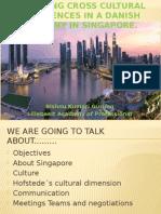 Managing Cross Cultural
