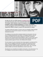 BIN LADEN DOCUMENTS