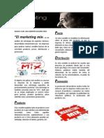 Marketing Mix y el Quinto Elemento en Caso Corporacion Grena, C.A