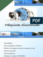 Generador Sincrono - POLOS SALIENTES