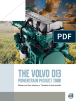Volvo d13 Engine En
