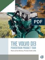 Volvo d13 Engine En