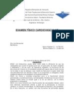 Semilogia Cardiovascular