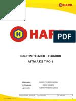 Boletim Tecnico Fixadores ASTM A325